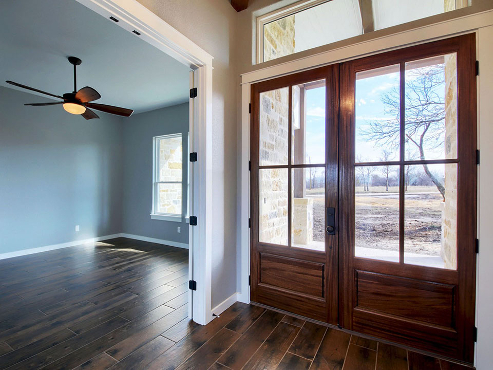 Custom Home Design Texas