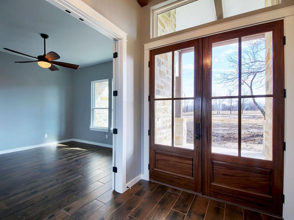 Custom Home Design Texas